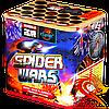 Фейерверк Spider Wars FC3025-3, количество выстрелов: 25, калибр: 30 мм