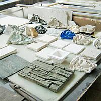Акрiловий композитний матеріал iмiтацiя каменю Acrylic One для скульптури і сувенірної продукції. Уп. 0,75 кг