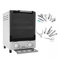 Сухожаровой инфракрасный шкаф-стерилизатор WX -12C для стерилизации маникюрных инструментов, 1000W.