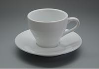 """Чашка с блюдцем """"paula""""(150мл) F2536+F2537"""