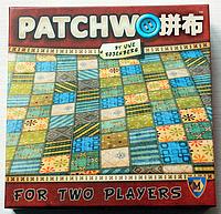 PatchWork Настільна гра Crowd Games Печворк Настольная игра Пачворк, фото 1