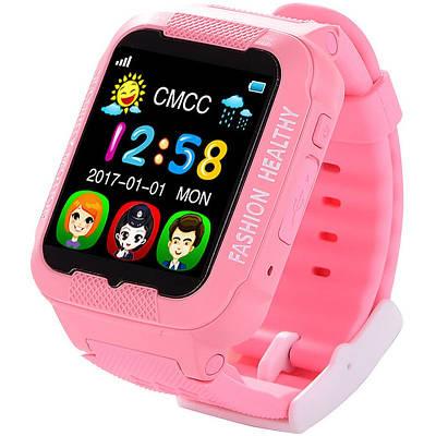 Детские умные часы Smart Watch K3 Розовые 182489