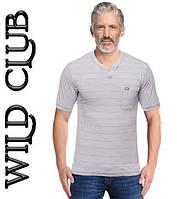 Мужские футболки оптом Wild Club 47021