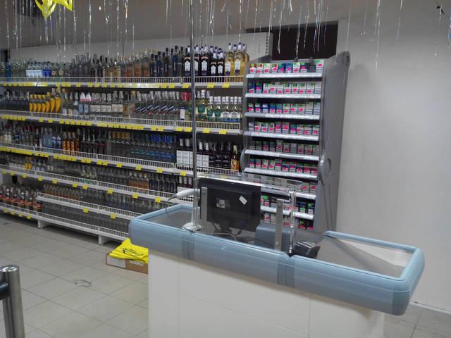 Система учета в магазине