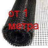 Сетка САДОВАЯ, вольерная пластиковая на метраж 2 м ширина