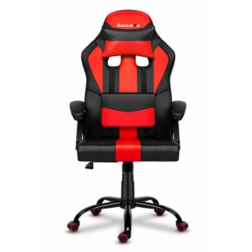Комп'ютерне крісло для геймера Huzaro Force 3.0 black-red