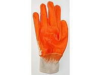 Перчатки рабочие прорезиненные Size 10