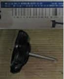 Болт крепления колеса запасного  MK 1018001968