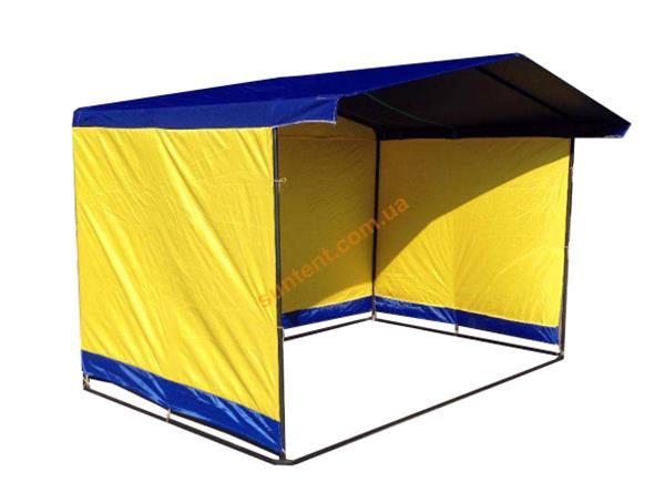 Торговые палатки 2,5х2 м, цены
