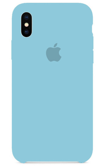 Чехол SIlicone Case (original copy) для iPhone XS Max