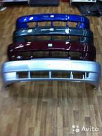 Бампер ВАЗ 2110-2111-2112 пофарбований всі кольори в наявності передні, Завод Тольятті.
