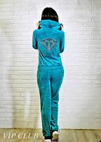Спортивный костюм Diamonds с капюшоном в трех расцветках, фото 2