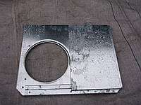 Заслінка пологового боксу клітки для кроликів.