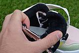 Детские демисезонные хайтопы высокие кроссовки Nike найк розовые для девочки р26-31, фото 5