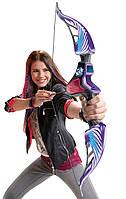 Hasbro Nerf Rebelle Лук Agent Bow Blaster with purple arrows