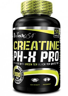 Creatine pH-X PRO BioTech USA 120 caps.