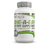One-A-Day BioTech USA 100 tabs. (витамины)