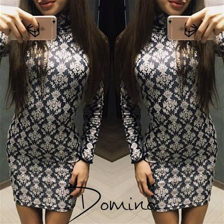 Платье Узор , фото 2