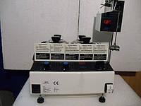 Красильная станция для тонирования очковой линзы на 4 емкости