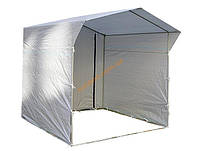 Торговая палатка СУПЕР ЭКОНОМ 1,5х1,5м, фото 1