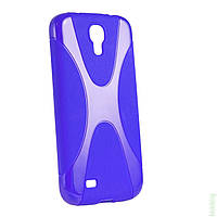 Чехол New Line X-series Case HTC Desire 200 Blue