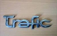 Монограмма задней распашной двери Renault Trafic 01> (OE RENAULT)