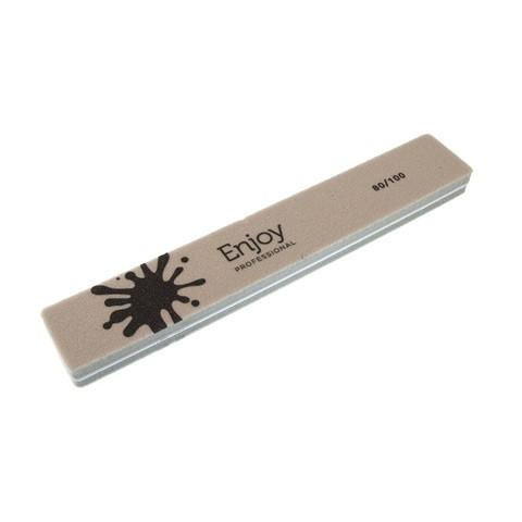Шлифовщик для ногтей Enjoy Professional 80/100 Buff