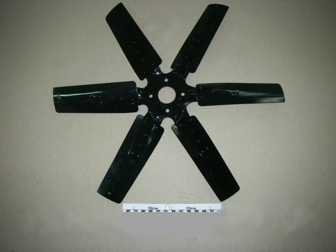 Крыльчатка вентилятора 238НБ Автодизель (ЯМЗ)