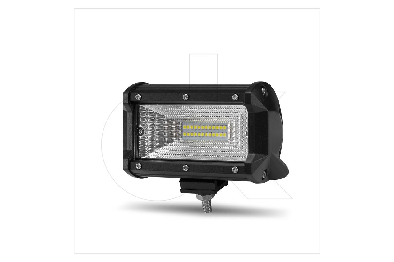 Фара LED додаткова 24W, 24 лампи вузький промінь