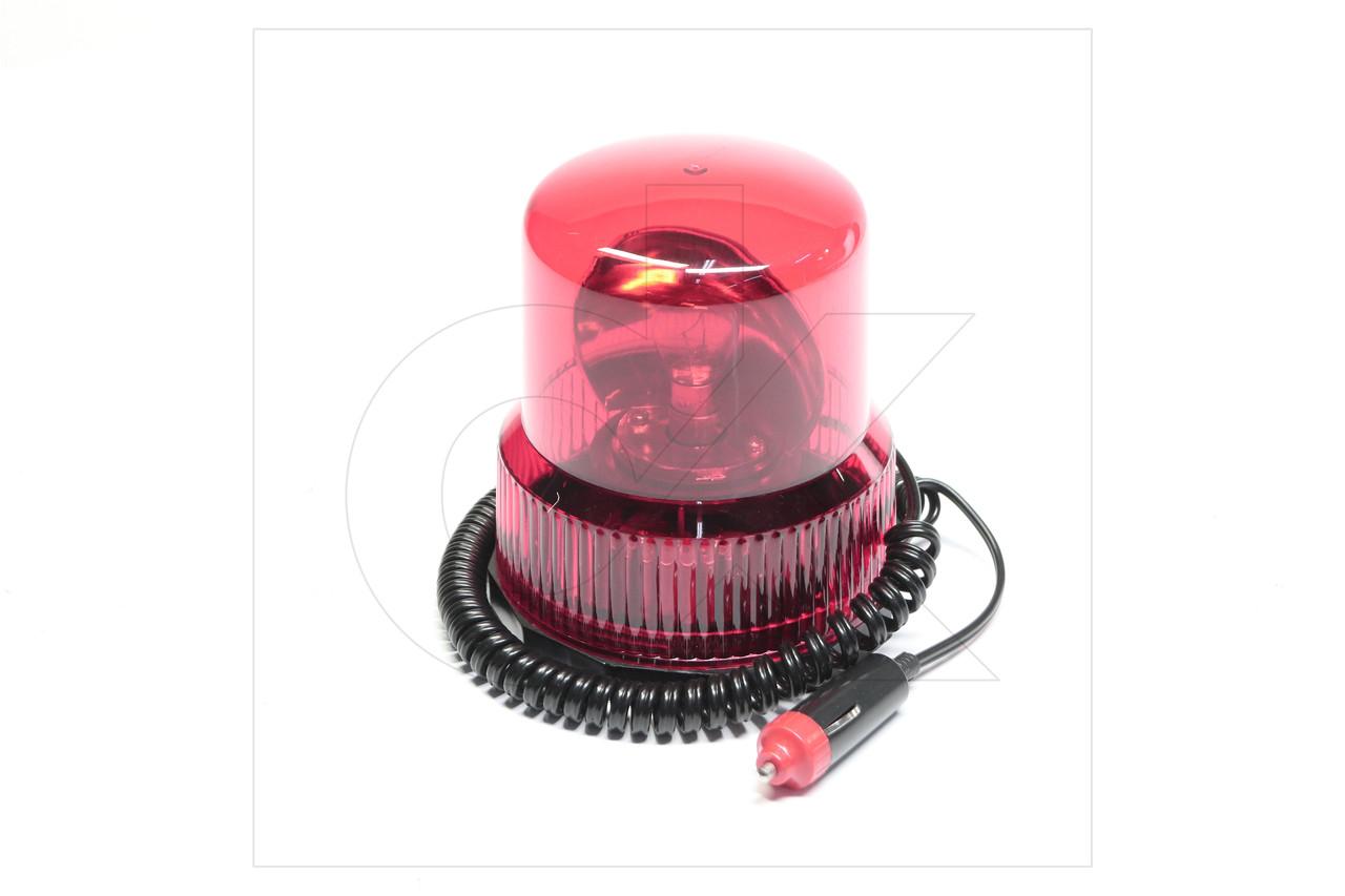 Проблисковий маяк червоний, 12V