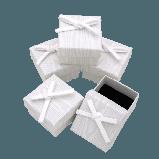 Набор коробок для подарков Белый, фото 2