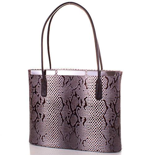 Изысканная кожаная женская сумка DESISAN Артикул: SH377-10-ZM