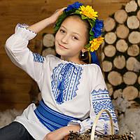 Українські віночки  (синьо-жовті) - великий