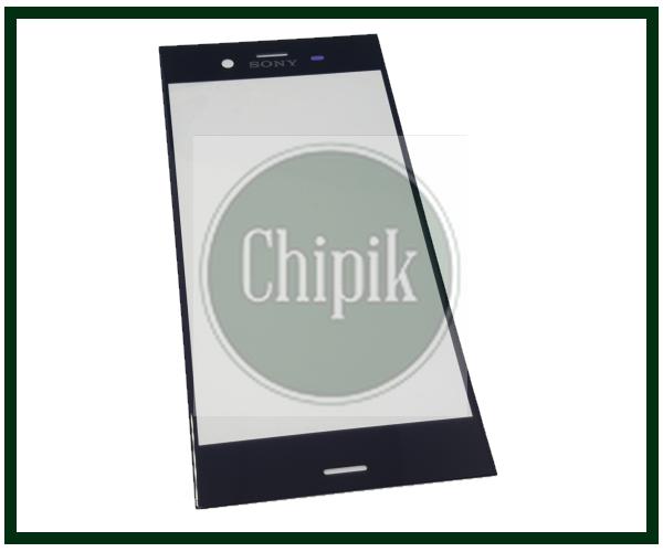 Скло для переклеювання дисплея Sony Xperia XZ1 G8342 Dual Black