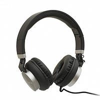 Дротові Навушники Gorsun GS-789 з мікрофоном Чорні