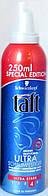 """Пена """"4"""" для волос Taft Ultra Special Edition 250 мл"""
