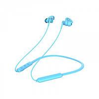 Бездротові Bluetooth-навушники Gorsun GS-E18A Бірюзові