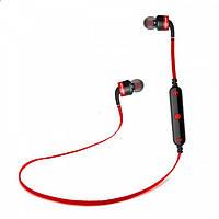 Бездротові Bluetooth-навушники Awei A960BL Червоні