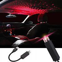 Лазерный проектор USB STAR DL190 красный