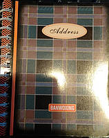 Блокнот A6 7281 картон бок.пруж. уп12