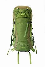 Туристический рюкзак Tramp Floki 50+10 зеленый (TRP-046-green)
