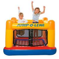 Детский надувной батут jump o lene