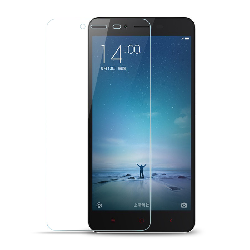 9H Tempered Glass Защитное стекло для Xiaomi Redmi note