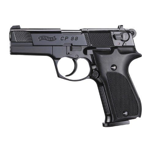 Пневматический пистолет Walther CP88 Black