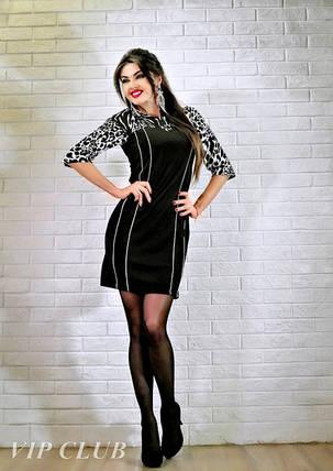 Платье женское зебра, фото 2