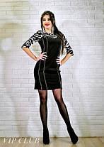 Платье зебра, фото 3