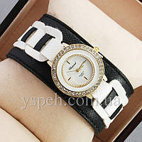 Женские Часы Chopard White/Gold
