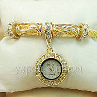 Женские Часы Pandora Quartz Diamonds Gold