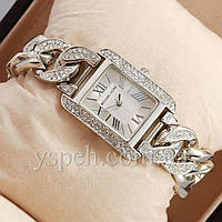 Женские Часы Michael Kors diamond Silver/White