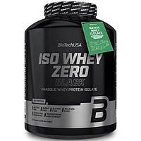 Протеин BioTech Iso Whey Zero Black, 2.27 кг Ваниль